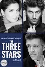 Three Stars in Munich