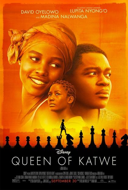 Queen of Katwe - La regina bambina