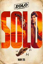 Poster Solo: A Star Wars Story  n. 1