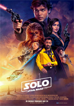 Poster Solo: A Star Wars Story  n. 7