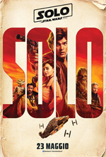 Poster Solo: A Star Wars Story  n. 8
