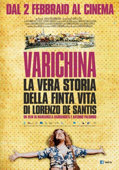 Trailer Varichina - La vera storia della finta vita di Lorenzo De Santis