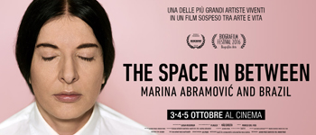The Space in Between - Marina Abramovic and Brazil