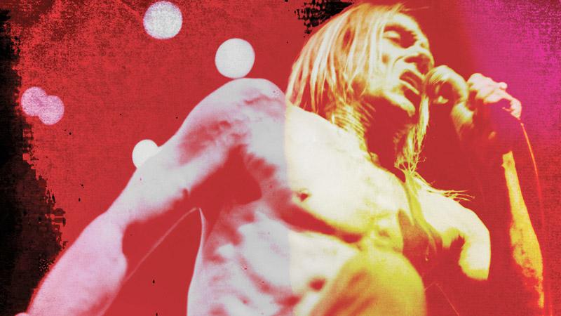 Iggy Pop Live, Basilea