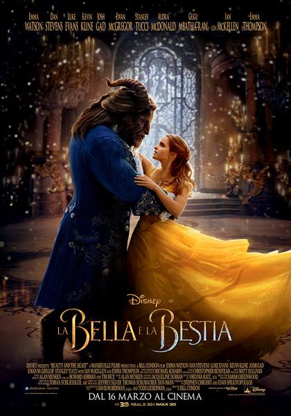 Trailer La bella e la bestia
