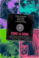 Poster Song To Song  n. 1