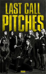 Poster Pitch Perfect 3  n. 1