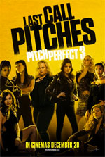 Poster Pitch Perfect 3  n. 2