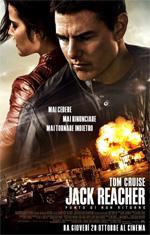 Poster Jack Reacher - Punto di non ritorno  n. 0
