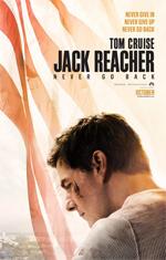 Poster Jack Reacher - Punto di non ritorno  n. 1