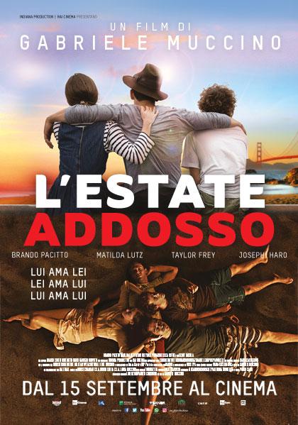 Locandina italiana L'estate addosso