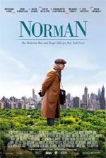 Poster L'incredibile vita di Norman  n. 1