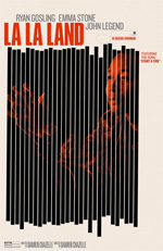 Poster La La Land  n. 2