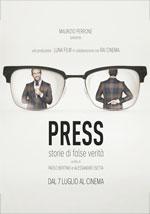 Locandina Press - Storie di false verità