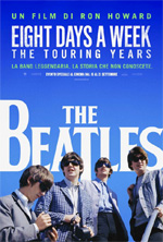Poster The Beatles - Eight Days a Week  n. 0