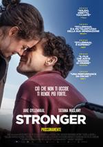 Poster Stronger - Io sono più Forte  n. 0
