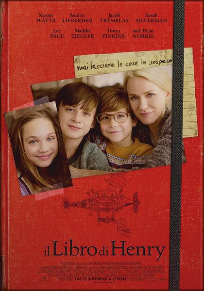 Trailer Il Libro di Henry