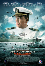 Poster USS Indianapolis  n. 1