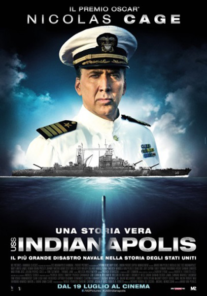 Trailer USS Indianapolis