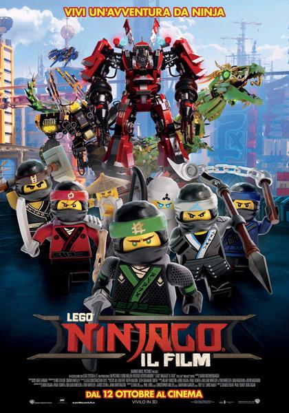 Trailer Lego Ninjago - Il film