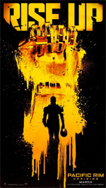 Poster Pacific Rim - La Rivolta  n. 8
