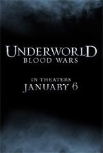 Poster Underworld - Blood Wars  n. 1