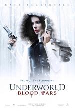 Poster Underworld - Blood Wars  n. 2