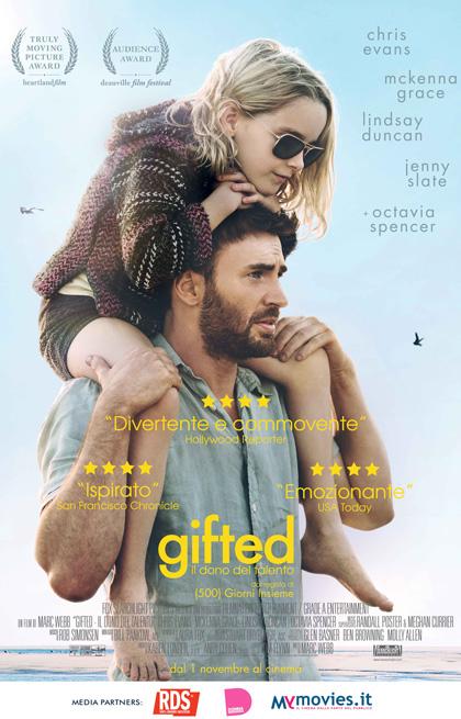 Trailer Gifted - Il dono del talento