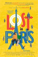 Poster Parigi a Piedi Nudi  n. 1