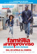 Trailer Famiglia all'improvviso - Istruzioni non incluse