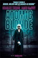 Poster Atomica bionda  n. 2