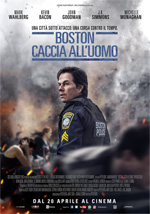 Trailer Boston - Caccia all'uomo