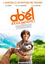 Poster Abel - Il figlio del vento  n. 0