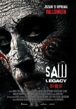 Poster Saw - Legacy  n. 0