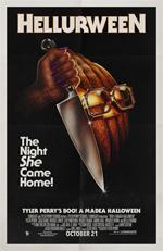 Poster Boo! A Madea Halloween  n. 1