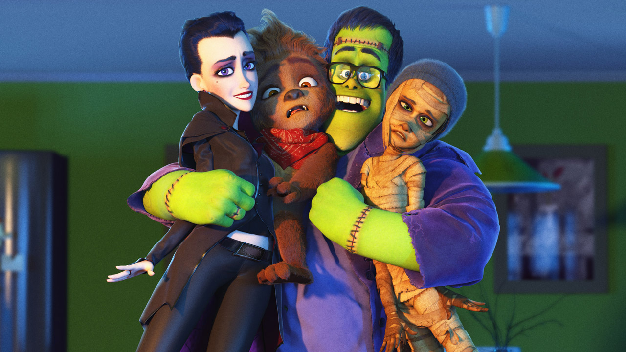 Monster family mymovies