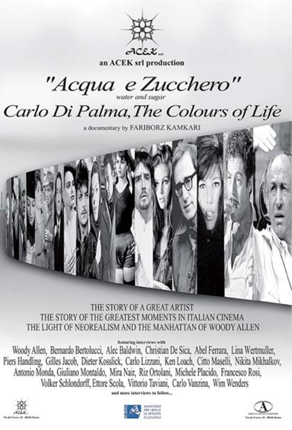 Trailer Acqua e Zucchero - Carlo di Palma: I colori della vita