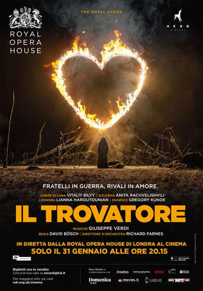 Trailer Royal Opera House: Il Trovatore
