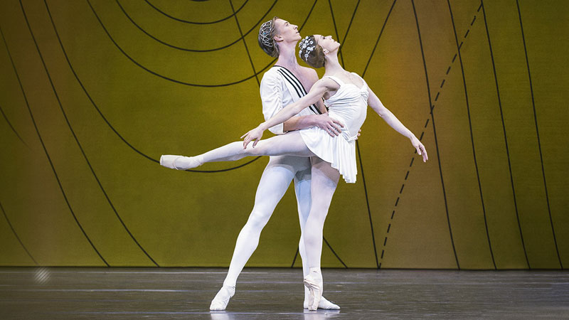 Royal Opera House: The Dream / Symphonic Variations / Marguerite and Armand