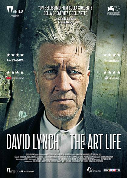 Trailer David Lynch: The Art Life