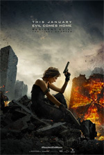 Poster Resident Evil: The Final Chapter  n. 3