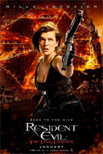 Poster Resident Evil: The Final Chapter  n. 7
