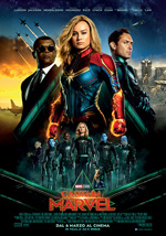 Poster Captain Marvel  n. 0
