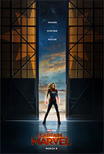 Poster Captain Marvel  n. 1