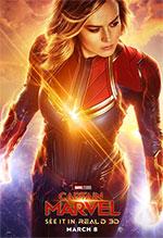 Poster Captain Marvel  n. 2
