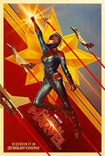 Poster Captain Marvel  n. 4