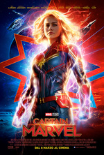 Poster Captain Marvel  n. 5