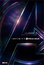 Poster Avengers: Infinity War  n. 2
