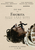 Trailer La favorita