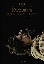 Poster La favorita  n. 1
